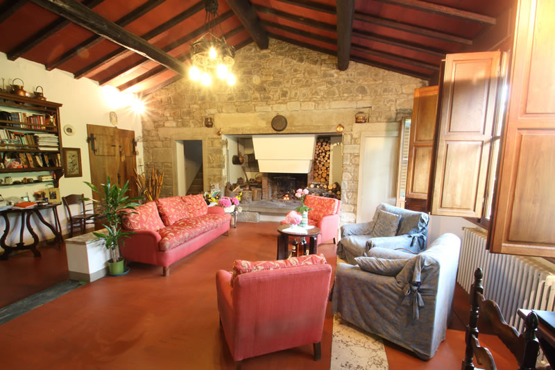 Accommodation San Godenzo